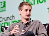 Snapchat CEO thinks Facebook likely to shrink drastically